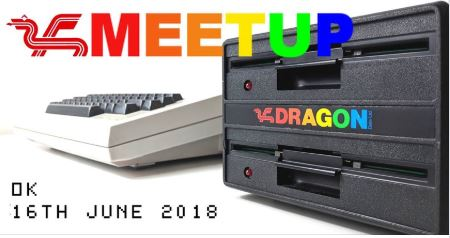 Dragon Meet 2018 Cambridge logo